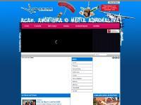 paraquedismoparaquedas.com.br paraquedismo, paraquedas, salto de paraquedas Ana Hickmann