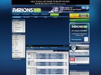 parions-web.fr Jeux de tirage, Jeux instantanés, BarrierePoker.fr