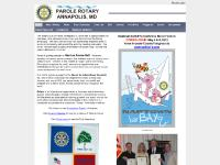 Home - Rotary Club of Parole (Annapolis)
