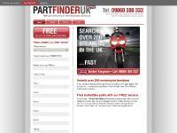 partfinder, used motorcycle parts, find motorcycle parts, bike breakers