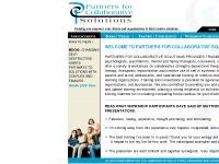 partners4change.net Useful Links, PDF Flyer, Artistic Digital Services
