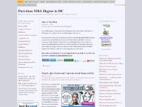 parttimembadegree.com MBA, part-time mba, business school