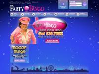PartyCasino.com, PartyGammon.com, PartyPoints, English