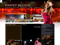 Ocean City Maryland Nightlife & Bars - The Party Block Nightclubs: The Paddock, The Big Kahuna, Rush