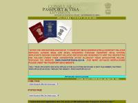 Indian Passport, Ministry of External Affairs, Govt. of India