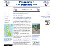 Passports n Panniers - Motorcycle Adventures for Charity