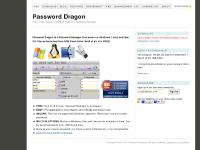 Password Dragon – Free, Easy and Secure Password Manager for Windows, Mac and Linux