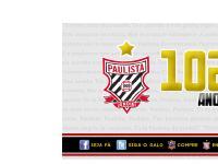 paulistafutebol.com.br Paulista, Jundiaí, Galo