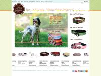 York Stripe Harness, Picture Booth Collection, Hula Hoop Harness, Bark Alley Lead