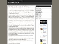 Pay Day Loan, Money Tree, Advance