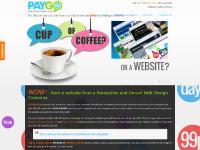 Small Business, WordPress Express, Portfolio, Pause