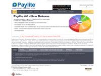 Become a Partner, Paylite HRMS, Overview, Modules
