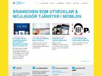 MORGAN - Branschorganisationen för mobila innehållstjänster - Kontaktnät, kunskap och möjlighet att påverka