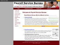 payrollservicebureau.co.uk payroll service bureau, pay