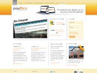 paythru.com mobile phone payment solutions, mobile phone payment technology, payment solutions