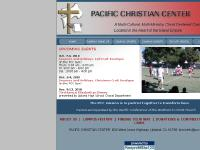 Pacific Christian Center - Home Page