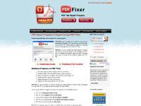 PDF Repair Tool to Fix & Repair Corrupt PDF Files | PDF Fixer