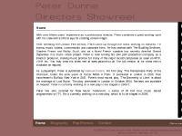 Peter Dunne : Director