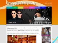 peacockspartyware.co.uk