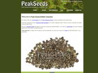 Peak Seeds British Columbia Marijuana Seeds