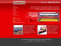 Design & Supply of Waste Processing Machinery - Pearson Screens