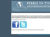 Pebble in the Pond: HOME