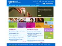 peelschool.org Adult Education, Alternative Programs, Be a Partner