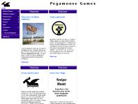 Pegamoose Games - Games, Puzzles, and More!