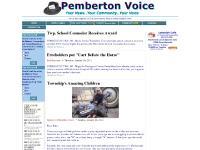 Pemberton Voice
