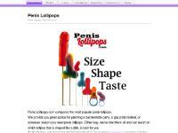 penislollipops.com penis lollipops, penis, lollipops