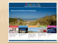 pennasville.co.uk Accommodation, Holywell Bay, Availability