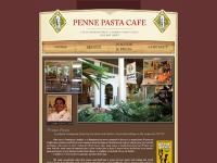 Penne Pasta Cafe :: A Maui family-style restaurant featuring great Southern-Itaian