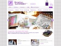 Pennine Lavender: Lavender Bags, Lavender Oil & Dried Lavender Flowers