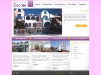 Santorini Pension George Karterados, Hotel, Apartments, Pension George