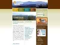 Peoples Bank of East TN:Your Hometown Bank