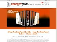 Perfect Panel Systems | New Construction Technology for Wall Systems