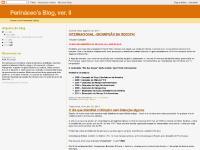 Perináceo's Blog, ver. II