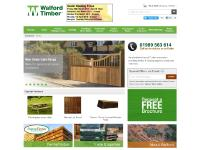 Timber Merchants provide Fencing Supplies in Hereford, Cheltenham and Gloucester