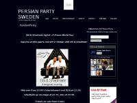 Persian Party Events Sweden. Sveriges största nöjesgui