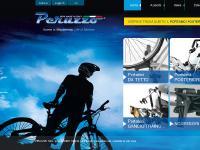 Portabici auto Portabici posteriore Carter copricatena bicicletta