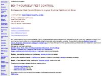 Secure On-Line Order Form, Bedlam Bed Bug Spray, Holiday Schedule, Pest Control Order Status