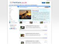 pet4sale.co.uk Pets for sale, pet market, pet classifieds