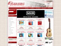 petercooks.co.uk guitar shop, guitars, electric guitars