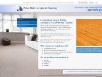 peterdale-carpets.co.uk carpet fitting company, flooring services, carpet fitting