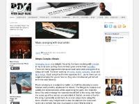 Peter Daley Music | Composer | Arranger | Producer