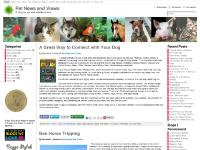 Pet News and Views