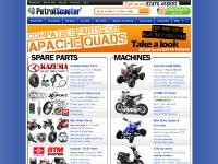 Quad Bike | Road Legal Quad | Pit Bikes Parts | Scooters | Mini Moto, Motocross,