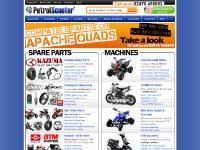 Quad Bike | Road Legal Quad | Pit Bikes Parts | Scooters | Mini Moto, Motocross,