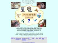 pets4kids.info Which Pet?, Choosing a Pe, Cats