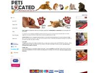 Found a cat? Lost a dog? Pets Located proactively matches lost and found cats, dogs, rabbits, hamsters, parrots and other pets with their owners